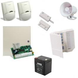 Alarma Comercio Kit Discador Telefonico - Alarmas y Sensores en Seguridad